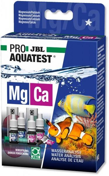 JBL PROAQUATEST Mg-Ca Magnesium-Calcium - Schnelltest zur Bestimmung des Magnesium-/Kalziumgehalts i