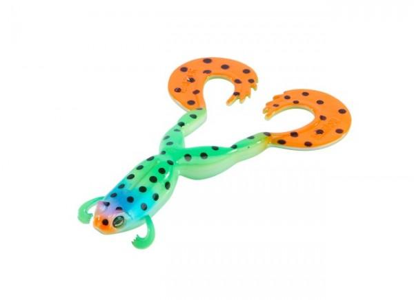 Balzer Shirasu Clone Frog Spicy Rainbow UV
