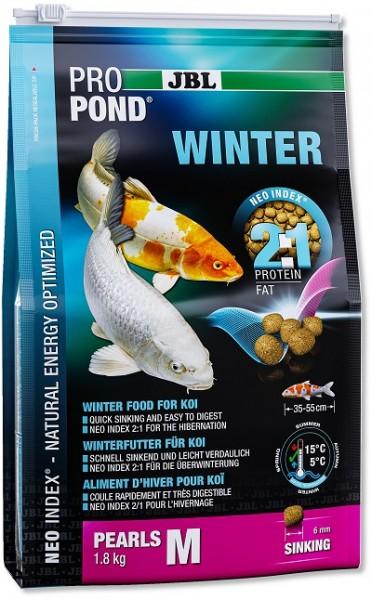JBL ProPond Winter M - Winterfutter für mittlere Koi