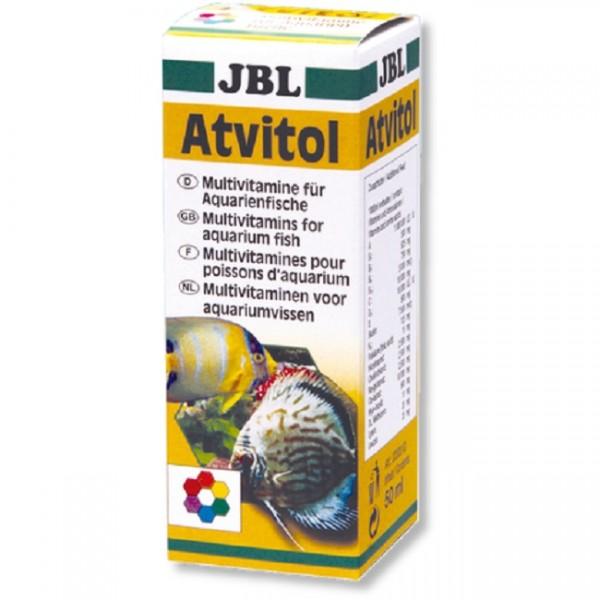 JBL Atvitol 50ml - Multivitamin für Aquariumfische, Tropfen