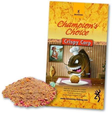Browning Crispy Carp1kg - Grundfutter