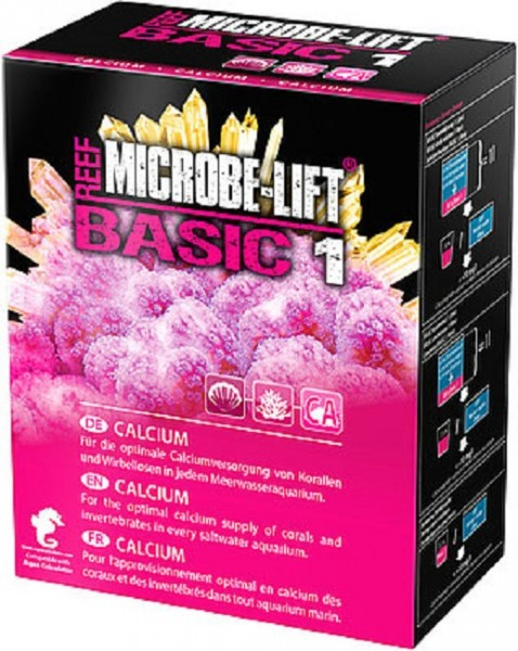 MICROBE-LIFT - Basic 1 - Calcium 850g