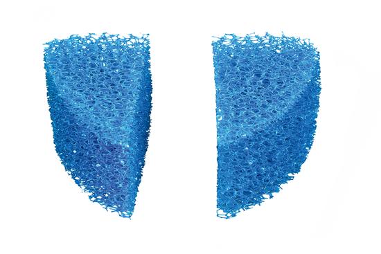 sera Ersatzschwamm blau für IF 400 + UV