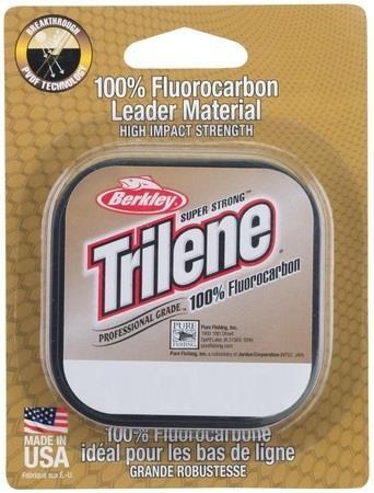 Berkley Trilene 100% Fluorocarbon Leader 25m