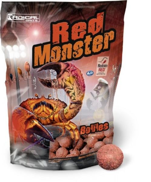 Radical Red Monster Boilie 1 kg