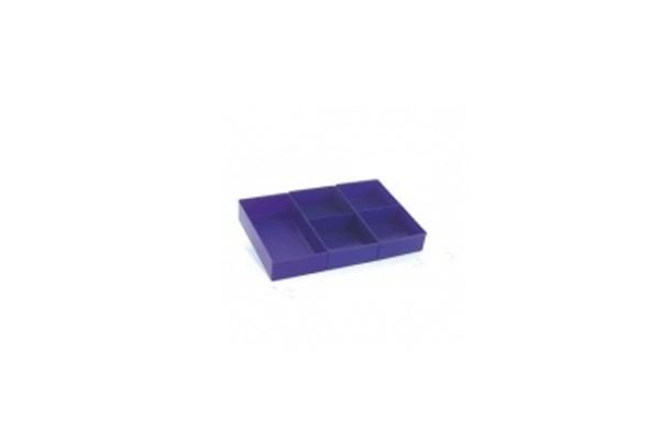 RIVE Einsatzkit Schublade 60 violett