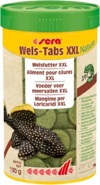 sera Wels-Tabs XXL Nature