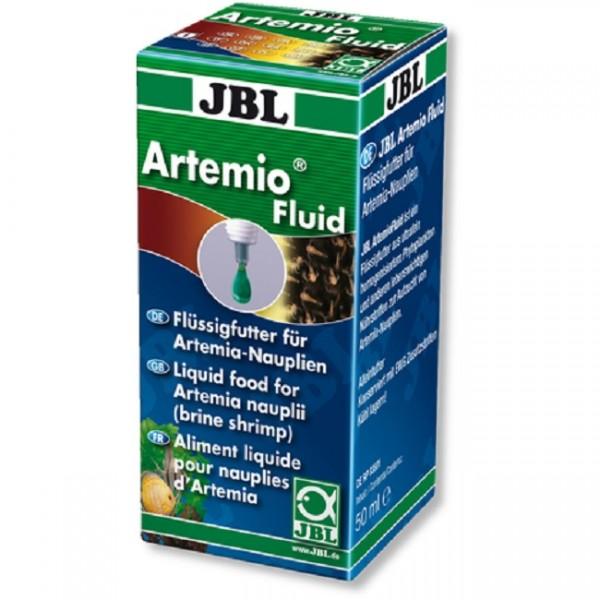 JBL ArtemioFluid 50ml - Alleinfutter für Krebse