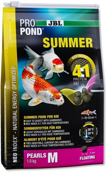 JBL ProPond Summer M - Sommerfutter für mittlere Koi