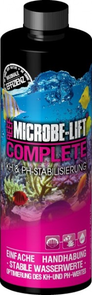 MICROBE-LIFT - Complete - KH & PH - Stabilisierung