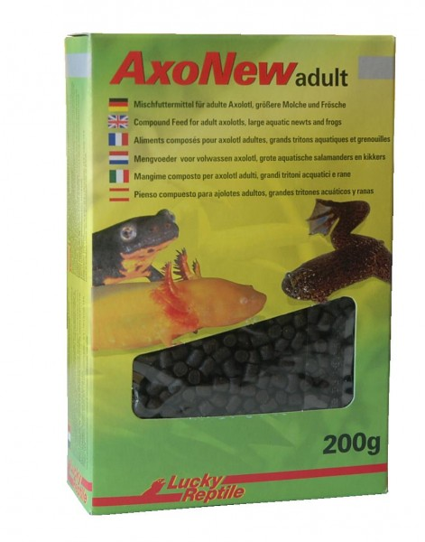 Lucky Reptile Axo New Adult 200g