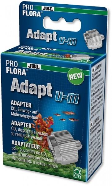JBL PROFLORA Adapt u-m - Umrüstungs-Adapter von Einweg- auf Mehrwegflaschen