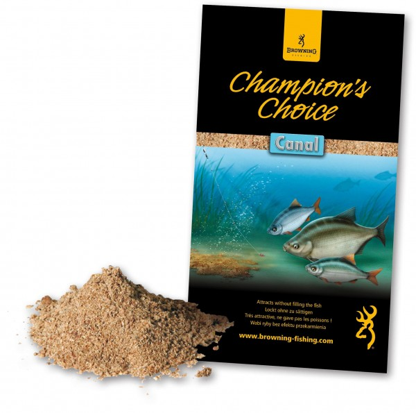 Browning Grundfutter Canal 1kg