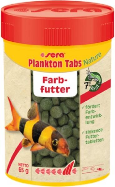 sera Plankton Tabs Nature