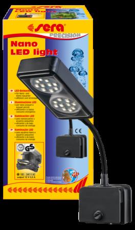 sera Nano LED light