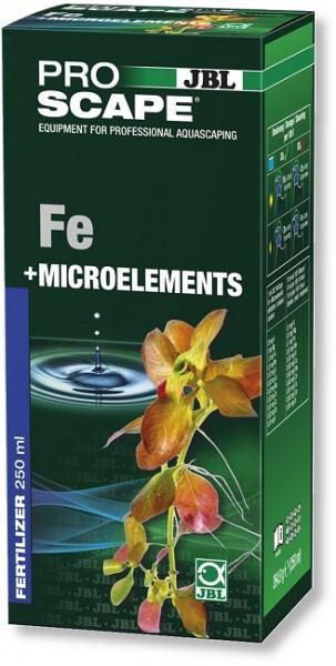 JBL PROSCAPE Fe +MICROELEMENTS - Basis Pflanzendünger für Aquascaping