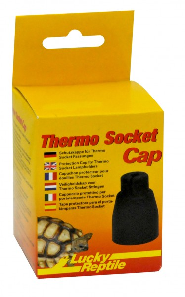 Lucky Reptile Thermo Socket Cap weiß
