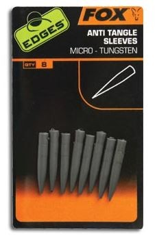 FOX Edges Tungsten Anti Tangle Sleeves Micro