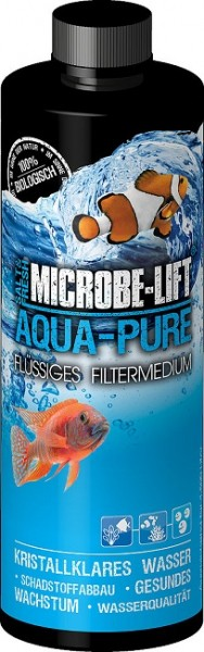 MICROBE-LIFT - Aqua-Pure - Flüssiges Filtermedium