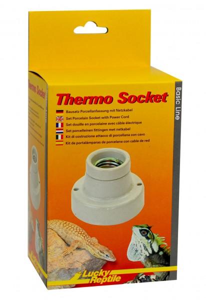 Lucky Reptile Thermo Socket Porzellanfassung gerade
