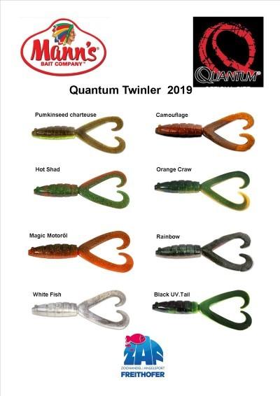 Quantum Twinler 42g 20g