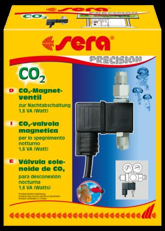sera CO2-Magnetventil 2W