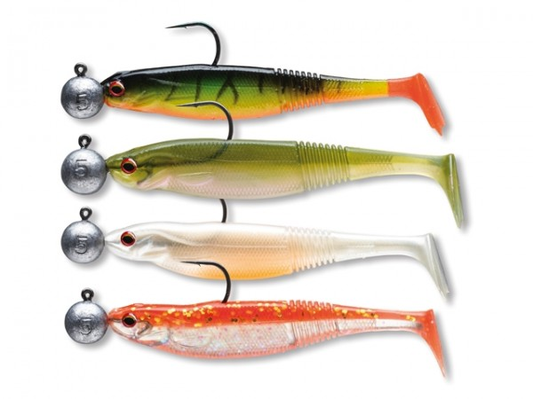 "Daiwa Prorex ,,Ready to Fish"" Classic Shad Set - Perch1"
