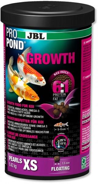 JBL ProPond Growth XS - Wachstumsfutter für sehr kleine Koi