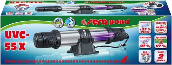 sera Pond UVC-55X - UV Klärer