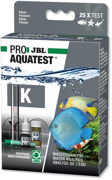 JBL PROAQUATEST K Kalium - Schnelltest zur Bestimmung des Kaliumgehalts in Süßwasser-Aquarien