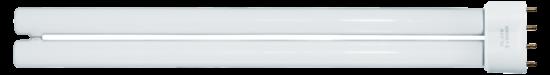 sera Ersatzlampe PL 24 W weiß/weiß