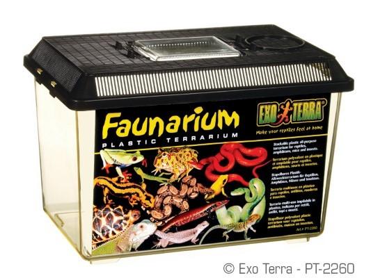 Exo Terra Faunarium Groß 37 x 22 x 24,5cm