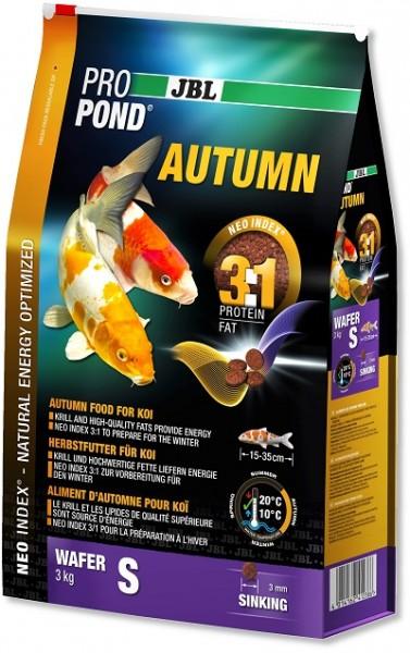 JBL ProPond Autumn S - Herbstfutter für kleine Koi