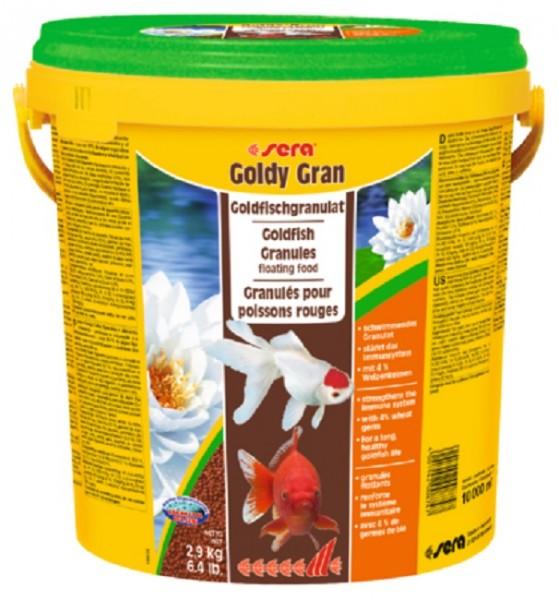 sera Goldy Gran 10 l (2,9 kg)