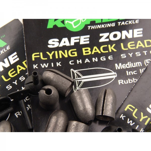 Korda Safe Zone Flying Back Leads