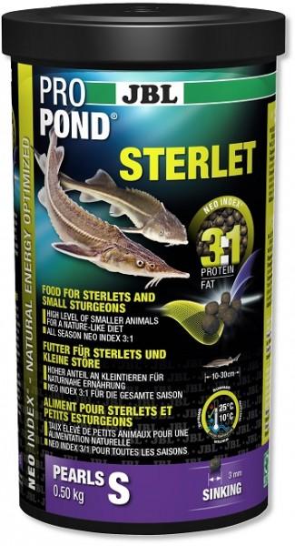 JBL ProPond Sterlet S - Alleinfutter für kleinere Sterlets