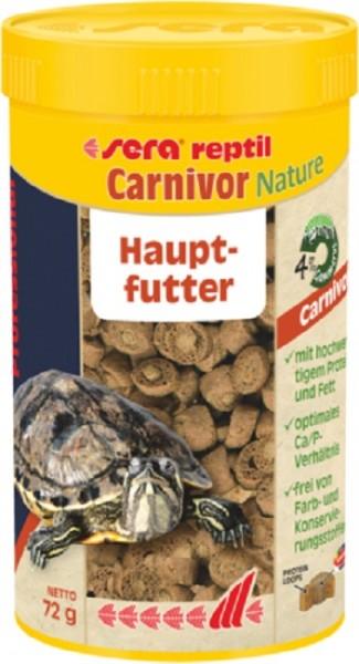 sera reptil Professional Carnivor Nature