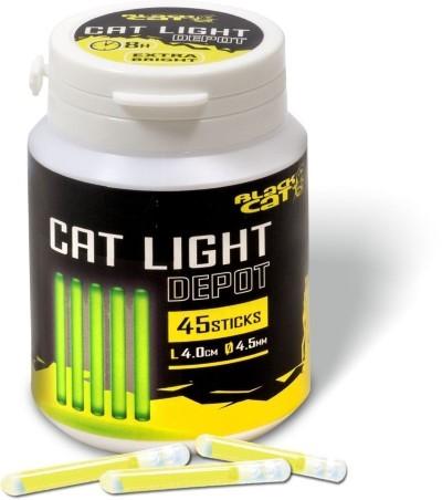 Black Cat Cat Light Depot 45mm Knicklichter