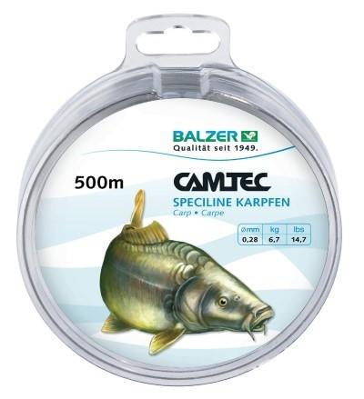 Balzer Camtec SpeciLine Karpfen 500m