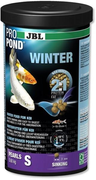 JBL ProPond Winter S - Winterfutter für kleine Koi